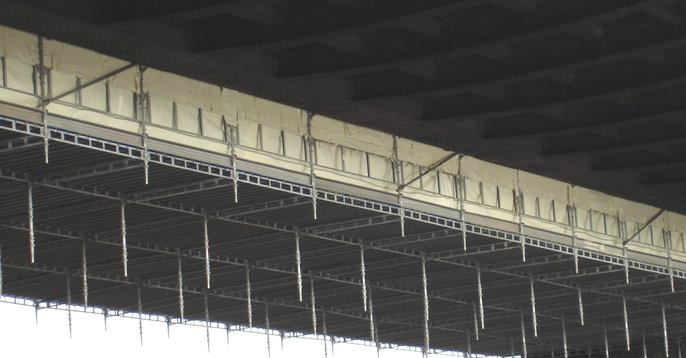 Suspended Scaffolding Universal : Suspended scaffold
